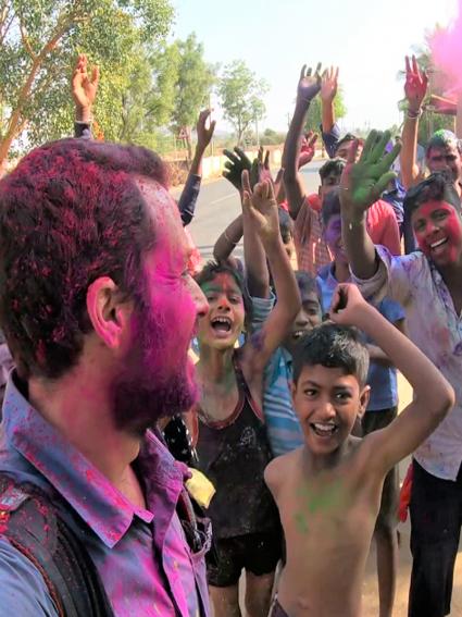 Ca marche pour moi, William Léger, traversée de l Inde à pieds, festival explorimages nice film nature et aventure